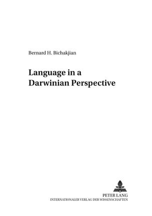 Language in a Darwinian Perspective