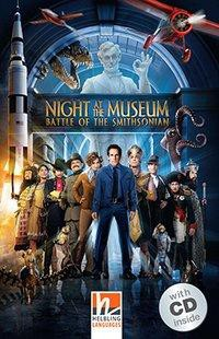 Night at the Museum - Battle of the Smithsonian, m. 1 Audio-CD. Level 3 (A2)