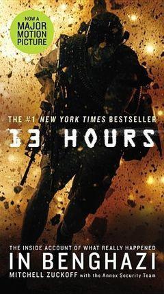 13 Hours. Film Tie-In