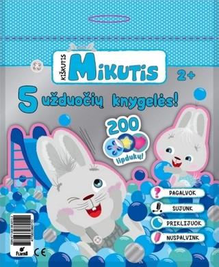 Rinkinys KIŠKUTIS MIKUTIS (mėlynas)
