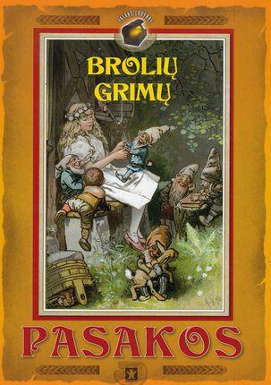 Brolių Grimų pasakos (2006)