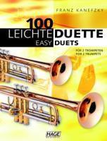 100 leichte Duette für 2 Trompeten