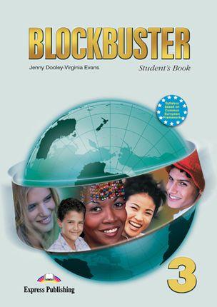 Blockbuster 3. Student's book. Anglų kalbos vadovėlis