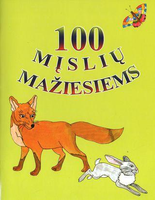 100 mįslių mažiesiems