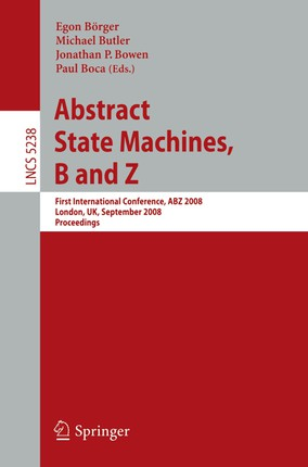 Abstract State Machines, B and Z