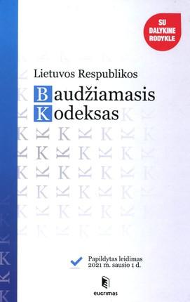 Lietuvos Respublikos baudžiamasis kodeksas