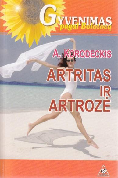 Artritas ir артрозе