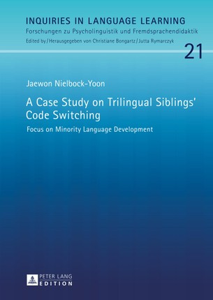 A Case Study on Trilingual Siblings' Code Switching