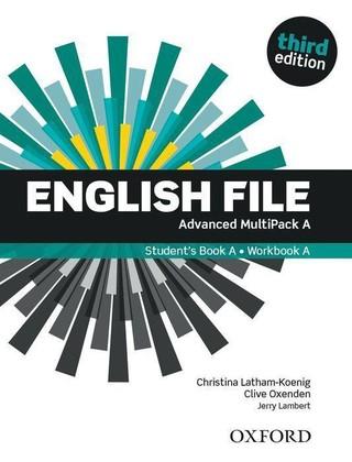 English File 3e Advanced Students Book Multipack A