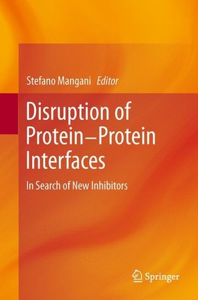 Disruption of Protein-Protein Interfaces