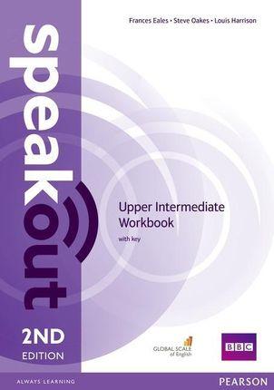 Speakout Upper Intermediate. Workbook with Key