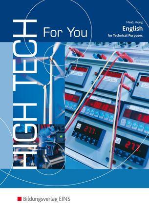 High Tech 4 U. Lehrbuch