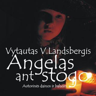 Angelas ant stogo. Autorinės dainos ir baladės (CD)