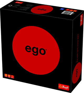 """Žaidimas """"Ego"""". Trefl"""