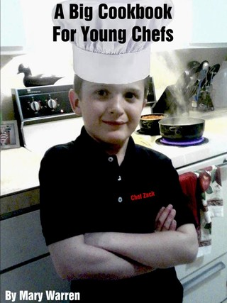 A Big Cookbook For Young Chefs