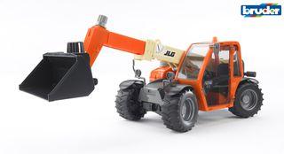 BRUDER traktorius su teleskopiniu krautuvu, 02140