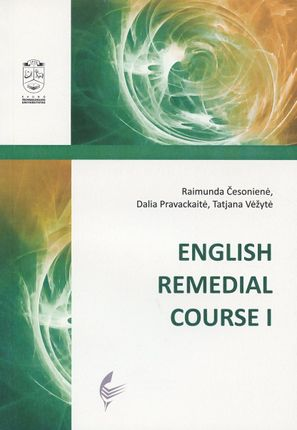 English Remedial Course I