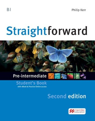 Straightforward Second Edition Pre-Intermediate / Package: