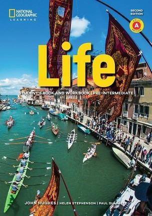 Life - Second Edition A2.2/B1.1: Pre-Intermediate - Student's Book and Workbook (Combo Split Edition A) + Audio-CD + App