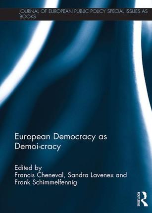 European Democracy as Demoi-cracy