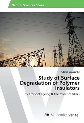 Study of Surface Degradation of Polymer Insulators