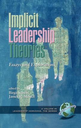 Implicit Leadership Theories