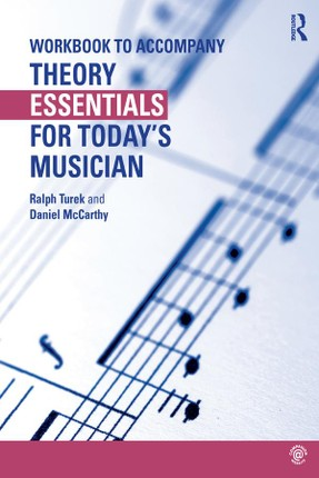 Theory Essentials for Today's Musician (Workbook)