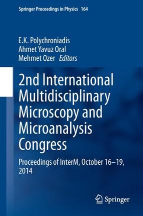 2nd International Multidisciplinary Microscopy and Microanalysis Congress