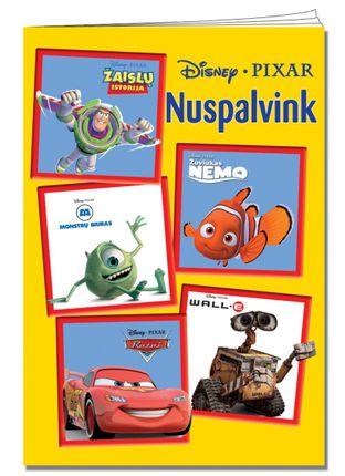 Disney/Pixar. Nuspalvink