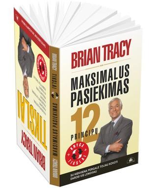 """B. Tracy dvi knygos vienoje: """"Maksimalus pasiekimas"""" ir """"Tikslai"""""""