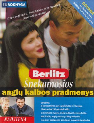 Šnekamosios anglų kalbos pradmenys (su CD)