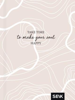 HAPPY CALENDAR planuoklis Take Time 21/22 (16 mėn., liet.k.)