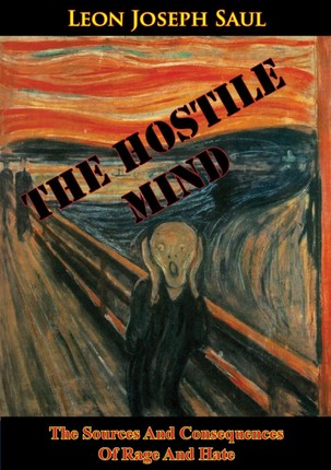 Hostile Mind: The Sources And Consequences Of Rage And Hate