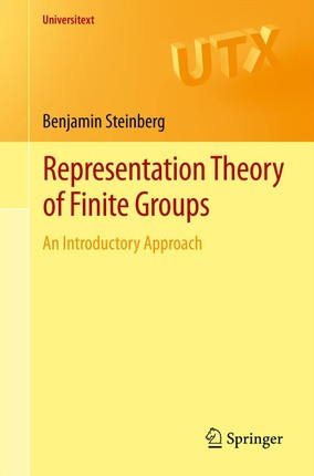 Representation Theory of Finite Groups