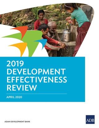 2019 Development Effectiveness Review