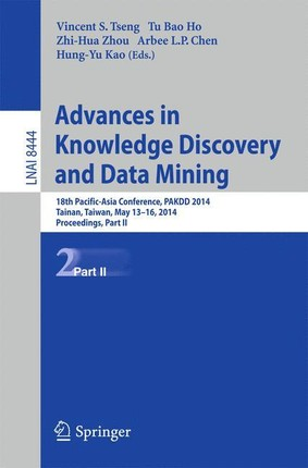 Advances in Knowledge Discovery and Data Mining