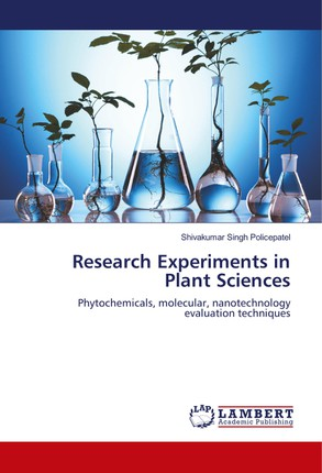 Research Experiments in Plant Sciences