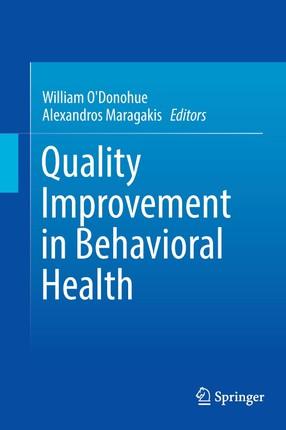 Quality Improvement in Behavioral Health