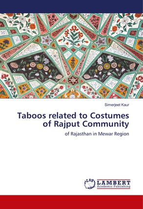 Taboos related to Costumes of Rajput Community