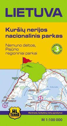 Lietuva. Kuršių nerijos nacionalinis parkas