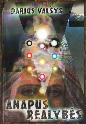 Anapus realybės (knyga su defektais)