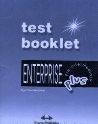 Enterprise Plus. Test Booklet. Testų knygelė