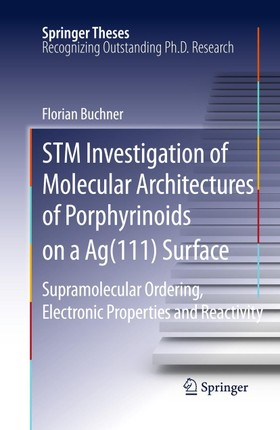 STM Investigation of Molecular Architectures of Porphyrinoids on a Ag(111) Surface