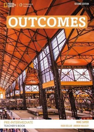 Outcomes A2.2/B1.1: Pre-Intermediate - Teacher's Book + Audio-CD