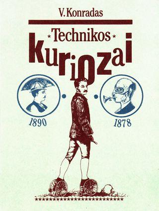 Technikos kuriozai 1989