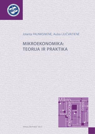 Mikroekonomika: teorija ir praktika