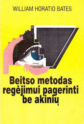 Beitso metodas regėjimui pagerinti be akinių