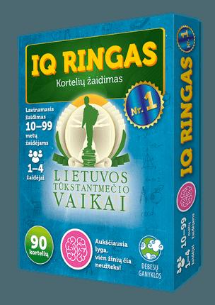 IQ ringas Nr. 1