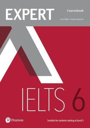 Expert IELTS 6 Coursebook with Online Audio