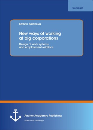 New ways of working at big corporations